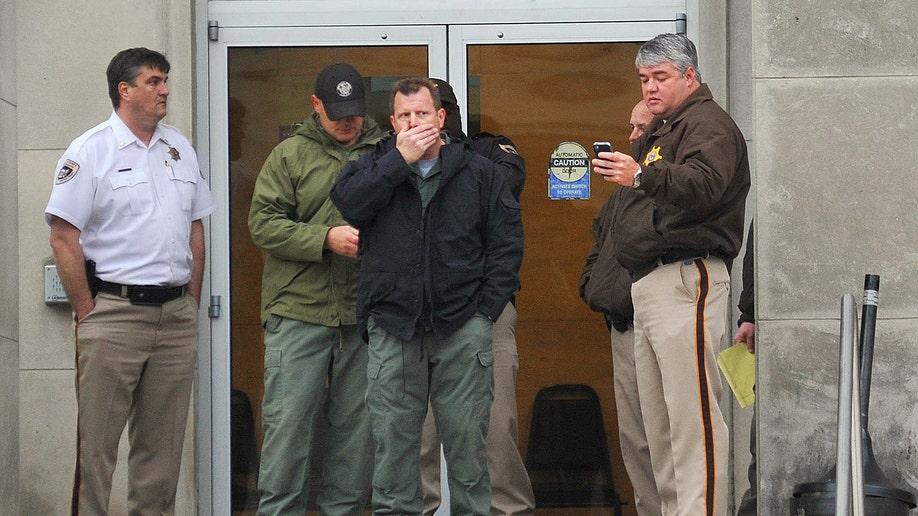 e56d6285-Police Headquarters Shooting