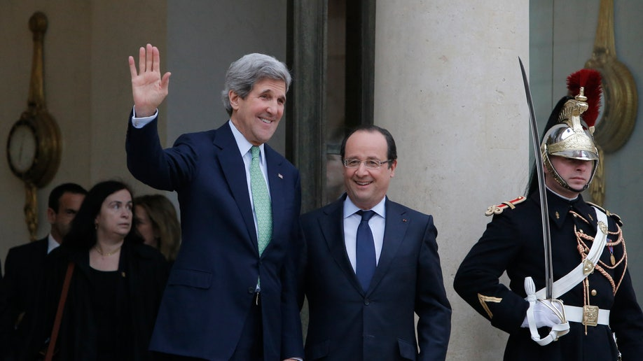 France Kerry US