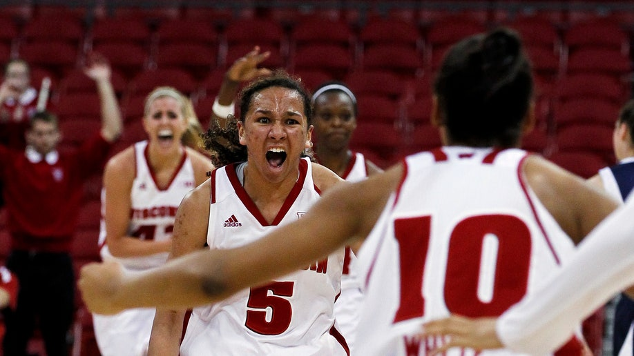 APTOPIX Penn St Wisconsin Basketball