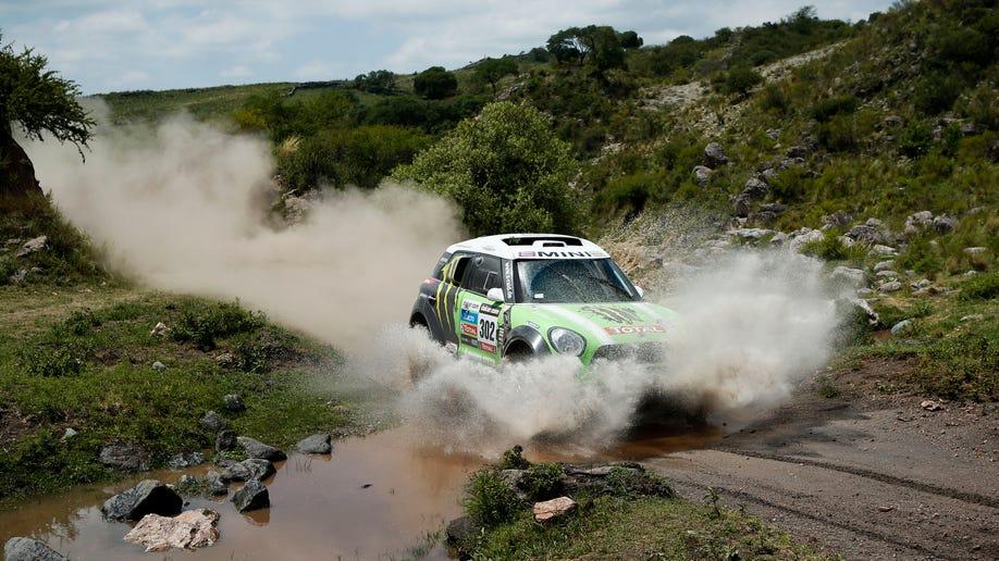 9a745258-Argentina Rally Dakar