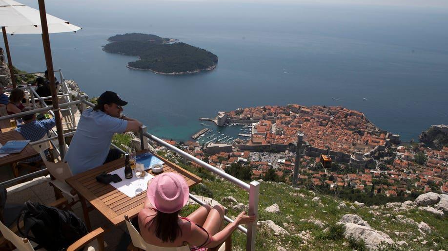 Croatia Golf Referendum