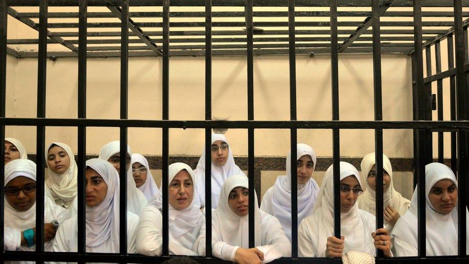 Egypt Muslim Sisterhood