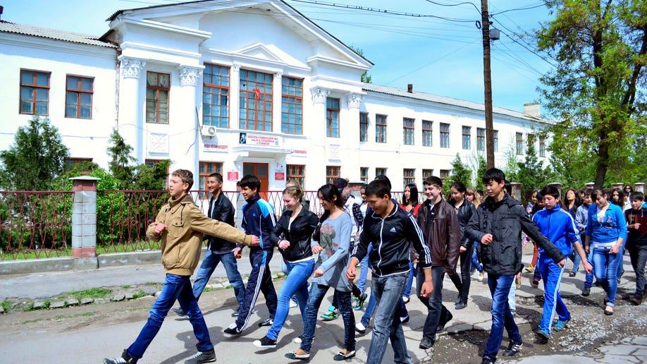 Kyrgyzstan Boston Marathon Suspects