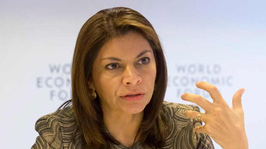 63cac535-Switzerland Davos Forum