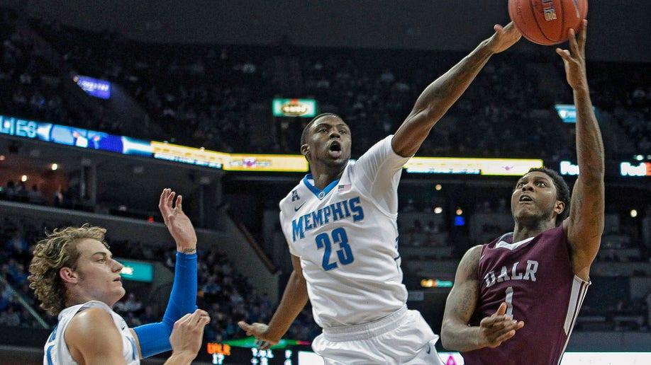 UALR Memphis Basketball