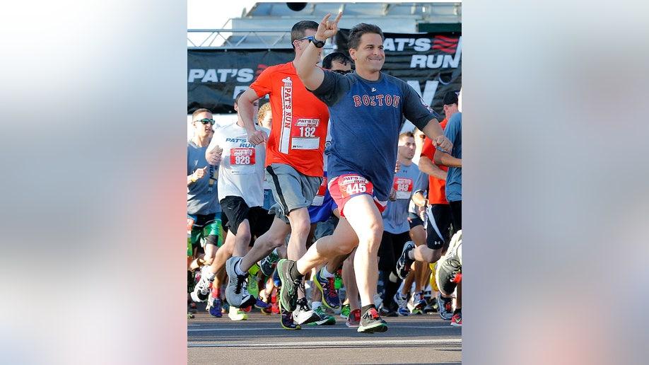 Pats Run Marathon