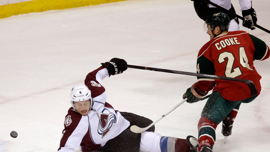 Avalanche Wild Hockey