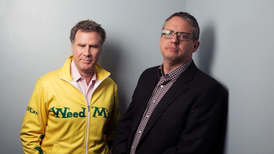Will Ferrell and Adam McKay Portraits