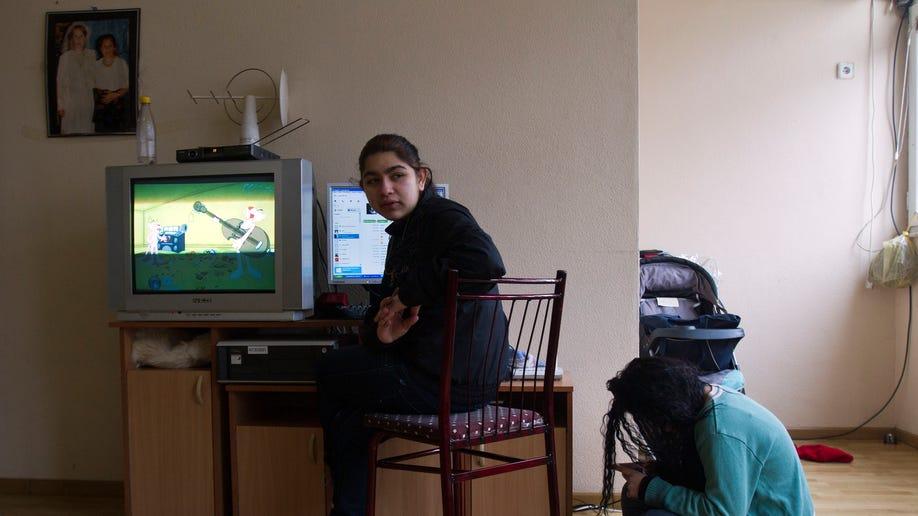 Kosovo France Family Expelled