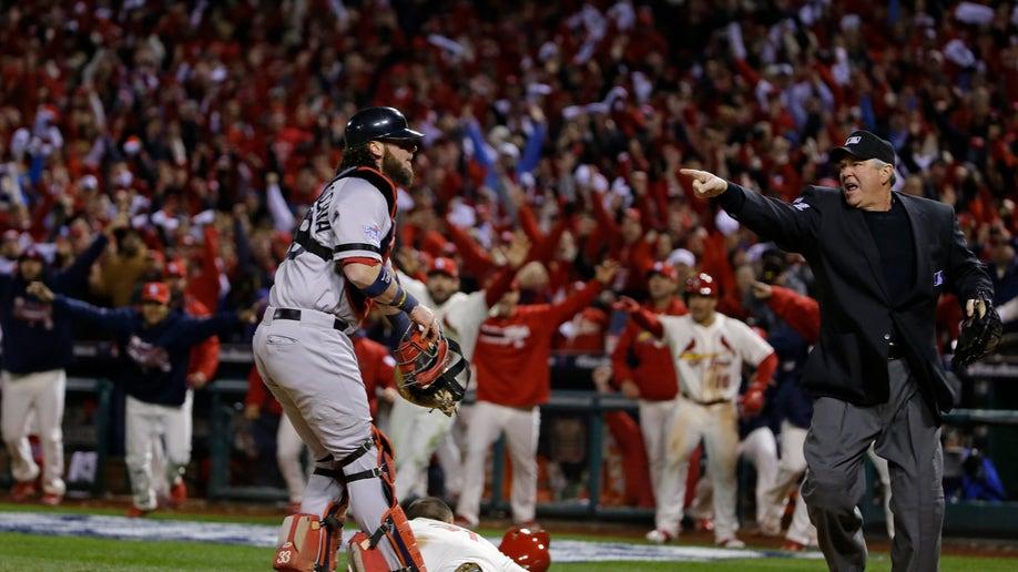 b07da5e1-World Series Red Sox Cardinals Baseball