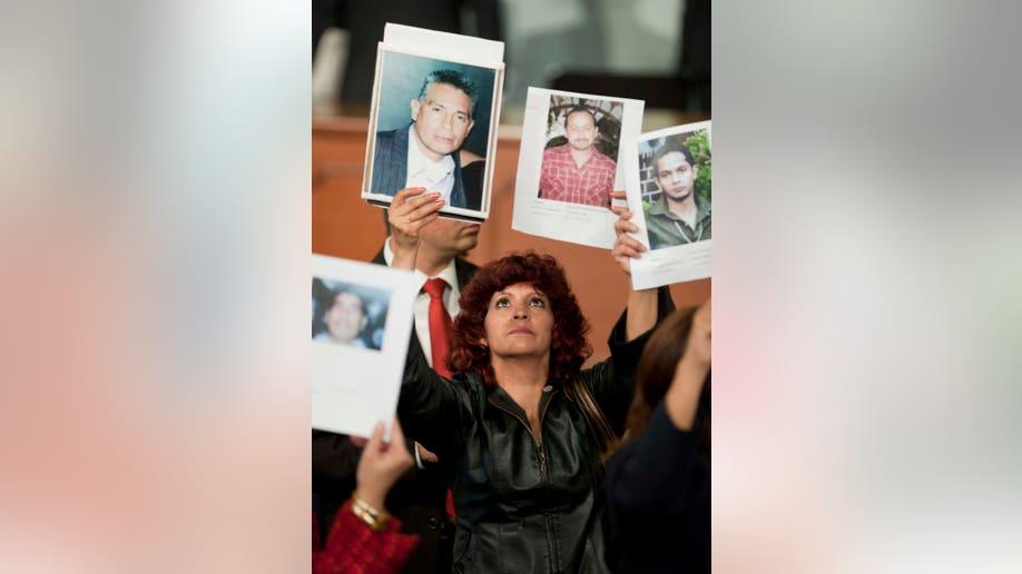 Mexico Victims