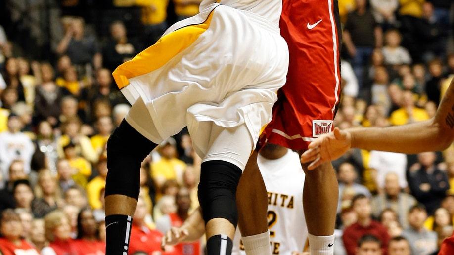 Bradley Wichita St Basketball
