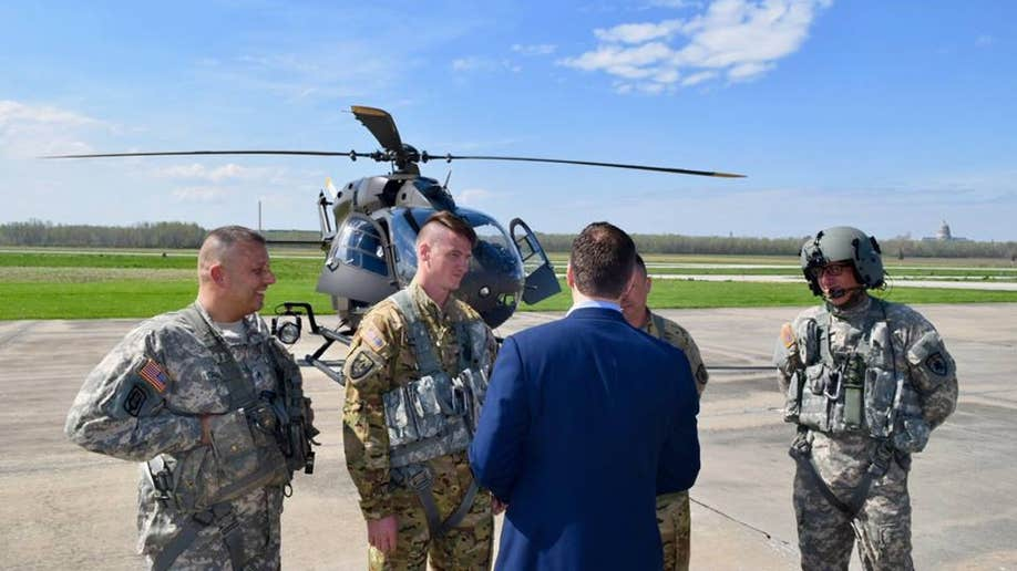 greitens national guard 1