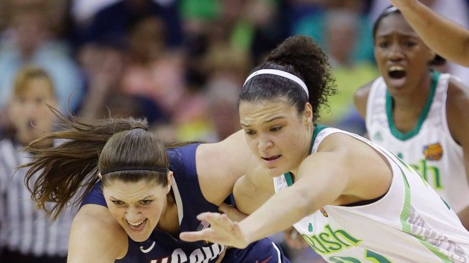 8b1081d2-Final Four Connecticut Notre Dame Basketball