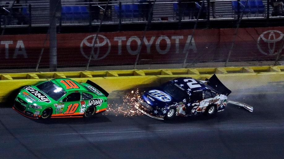 9c80b893-NASCAR Charlotte Auto Racing