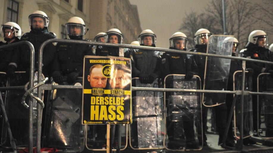 Austria Rightist Ball