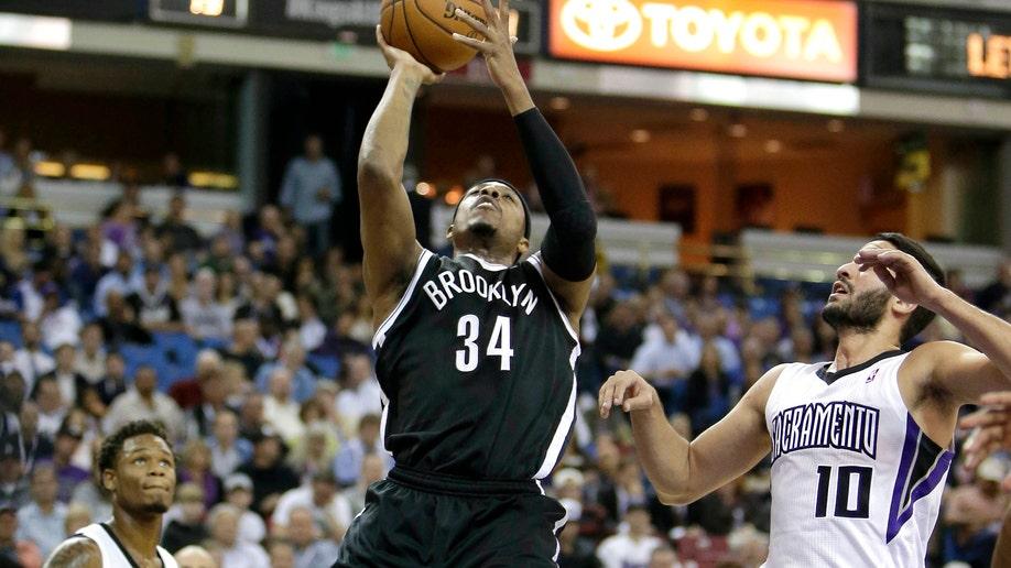 Nets Kings Basketball