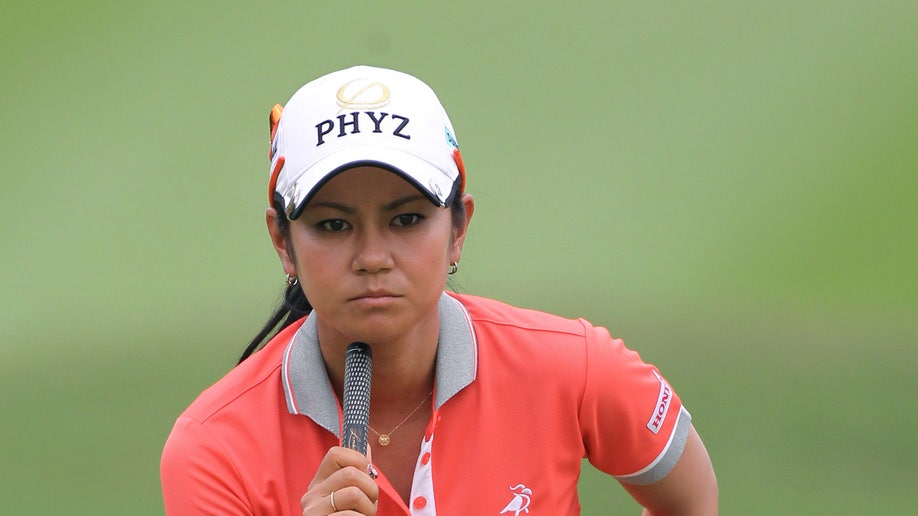 ec433271-Thailand LPGA Golf