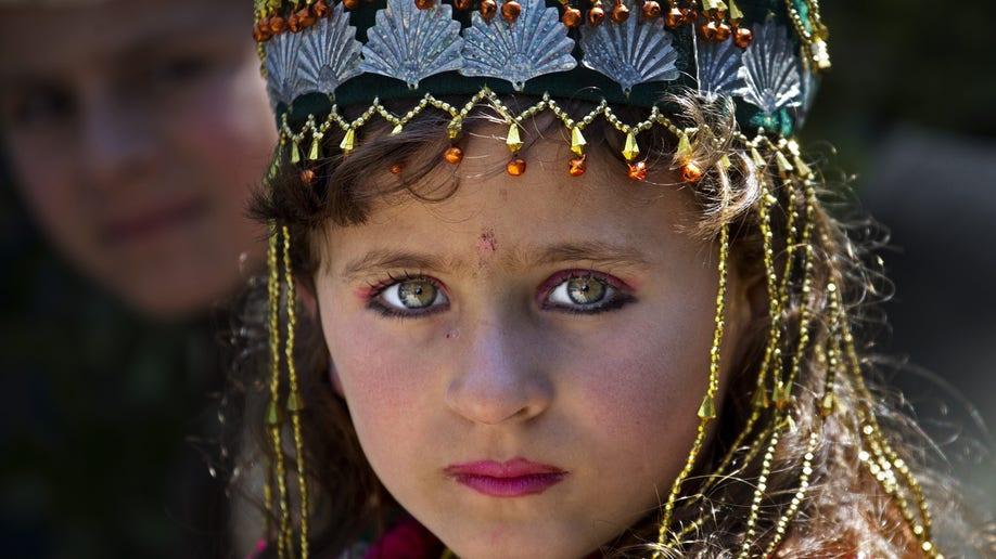 APTOPIX Pakistan South Waziristan