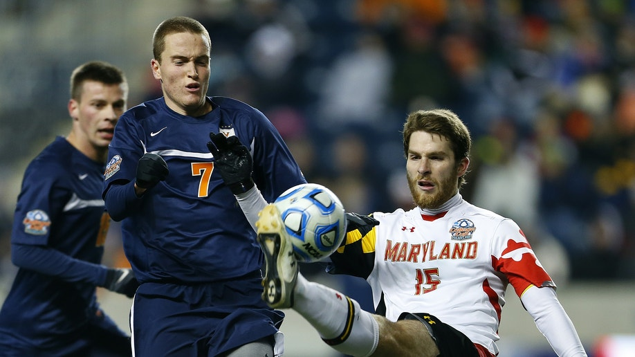 NCAA Div 1 Virginia Maryland Soccer