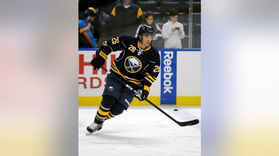 Stars Sabres Hockey