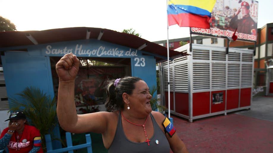 72a2d0f7-Venezuela Chavez Shrine