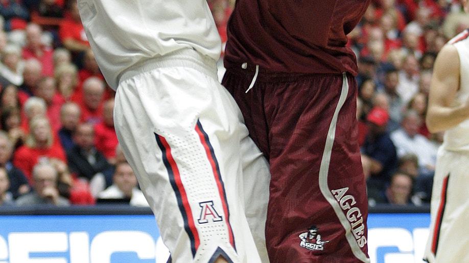 New Mexico St Arizona Basketball
