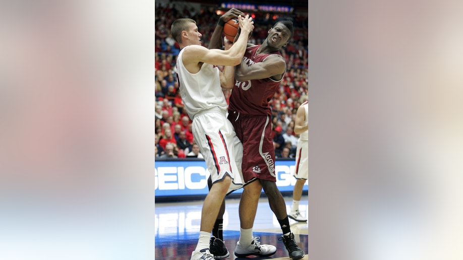 New Mexico St Arizona Basketball