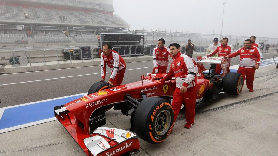 dae209d3-F1 US Grand Prix Auto Racing