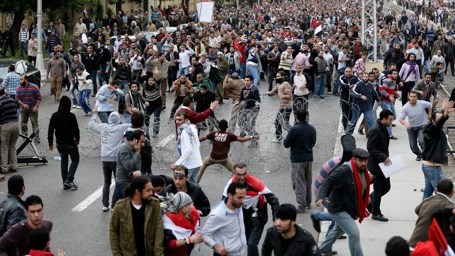 Mideast Egypt Muslim Brotherhood