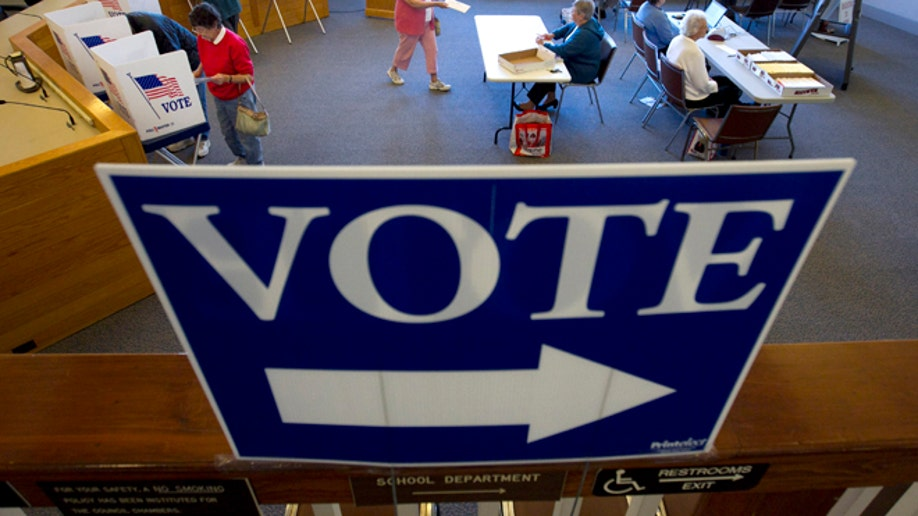 Early Voting Maine