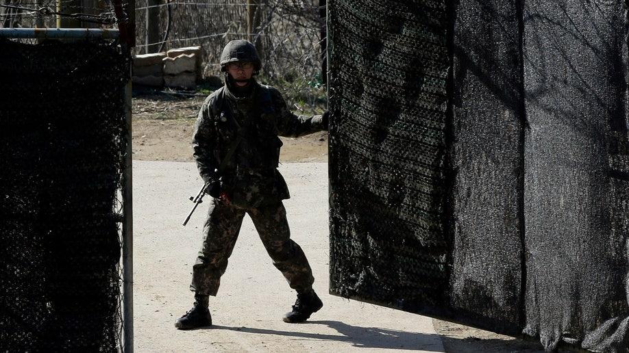 1fb65a45-South Korea Koreas Tension
