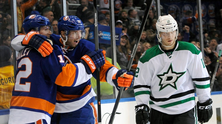 Stars Islanders Hockey