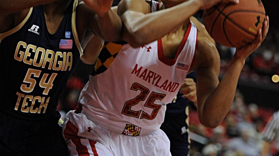 57e725b3-Georgia Tech Maryland Basketball