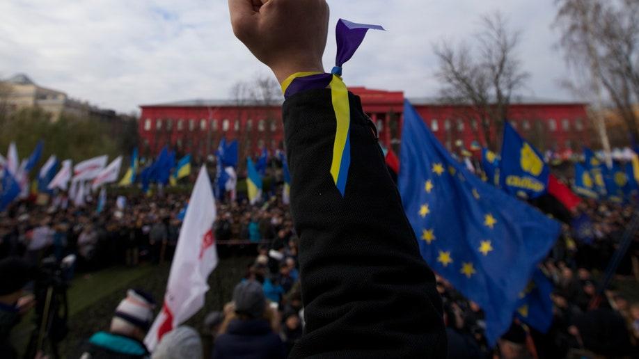 55fcf8e4-APTOPIX Ukraine Protest