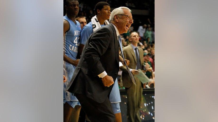 North Carolina UAB Basketball