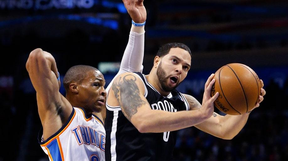 Nets Thunder Basketball