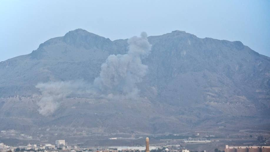 Yemen S Capital Sees Heaviest Saudi Led Airstrikes Since Truce Expired Fox News
