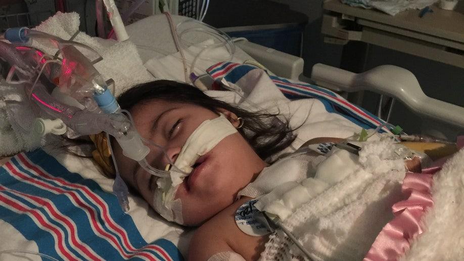 emma in the hospital barreda