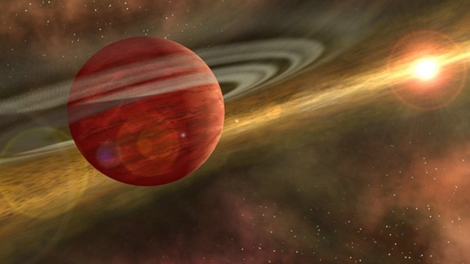 alien planet 11 times bigger than jupiter found in bizarre massive