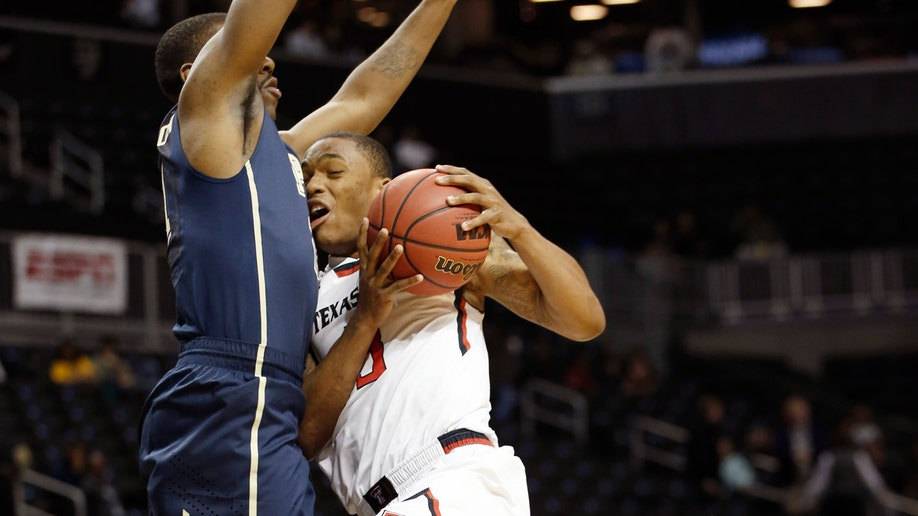 Pittsburgh Texas Tech Basketball
