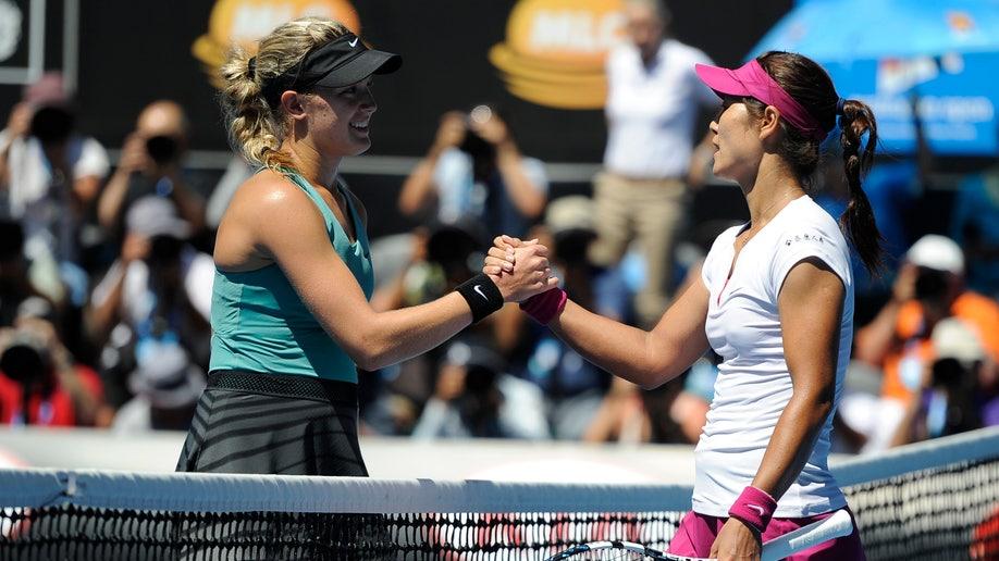 d5970064-Australian Open Tennis