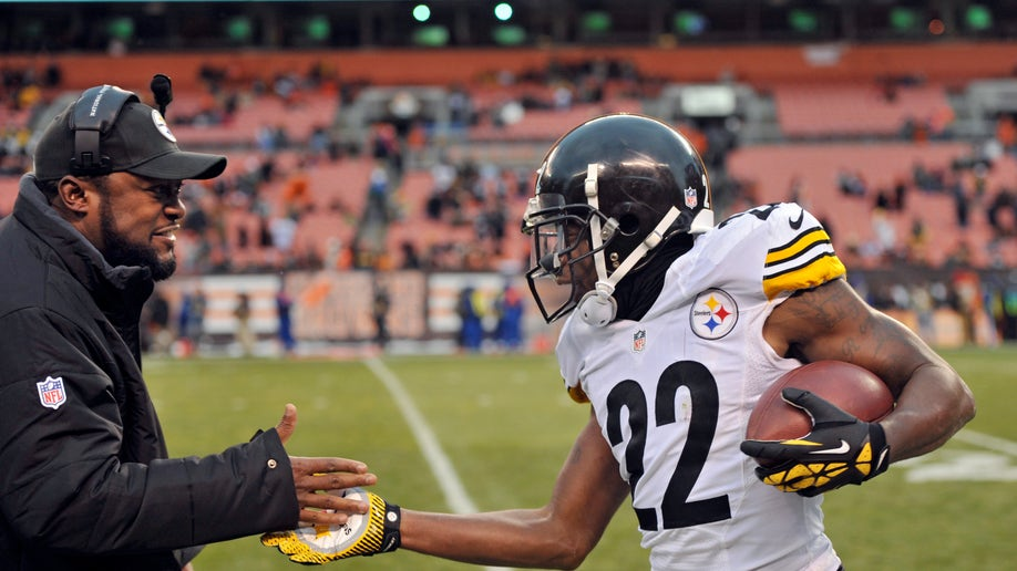 99e5323d-Steelers Browns Football