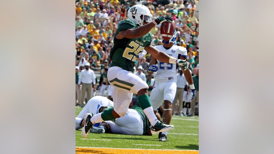 Baylor Seastrunk Statement Football
