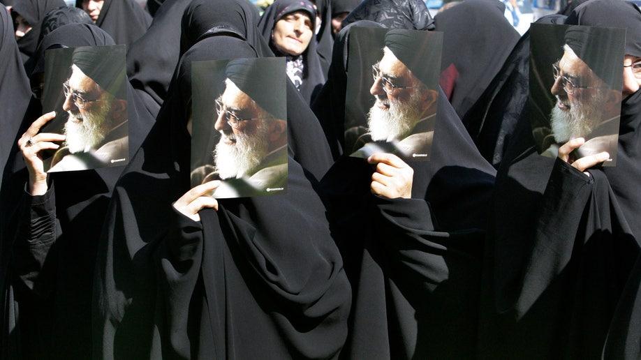 Mideast Iran Prophet Film