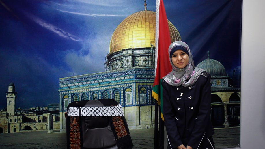 4f89e686-Mideast Gaza Hamas Spokeswoman