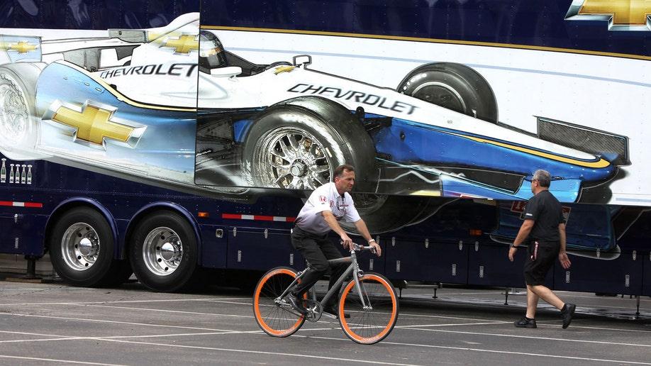 IndyCar Houston Auto Racing