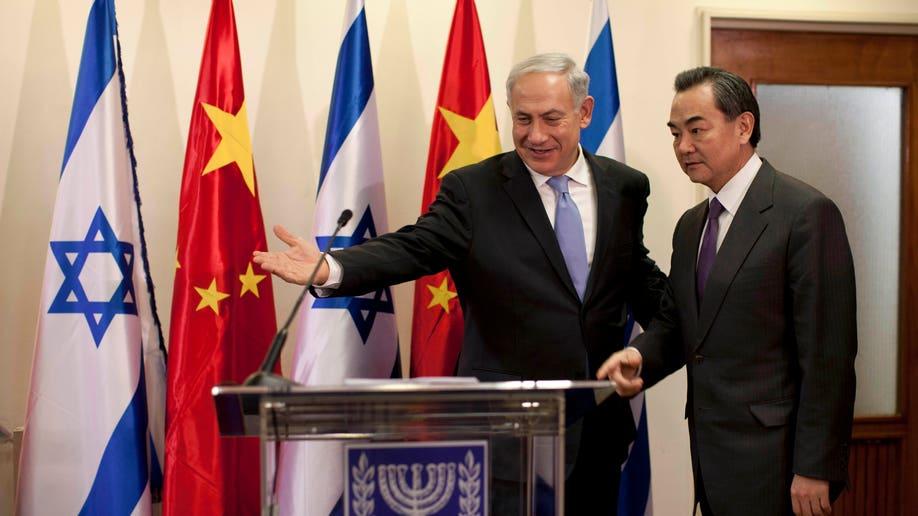 18937110-Mideast Israel China