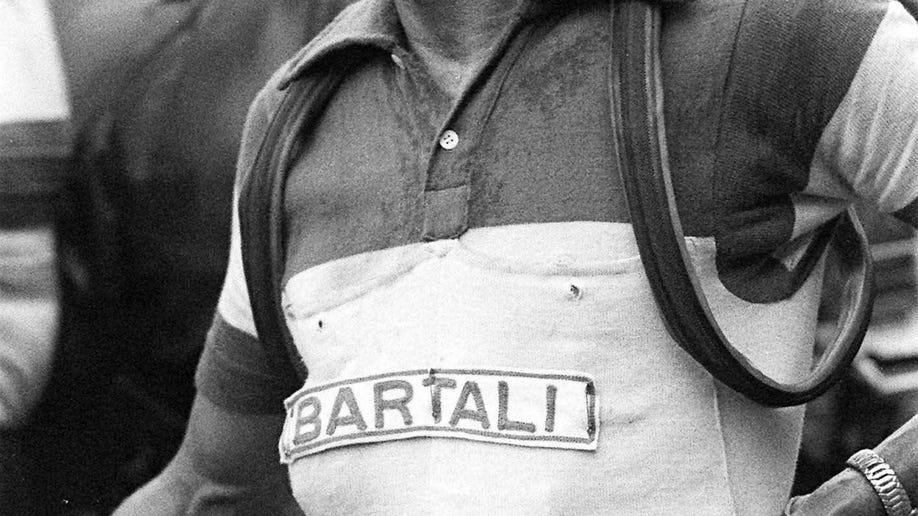 Cycling Bartali Holocaust