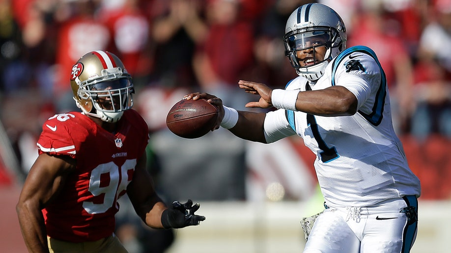 f6e5e7f4-Panthers 49ers Football